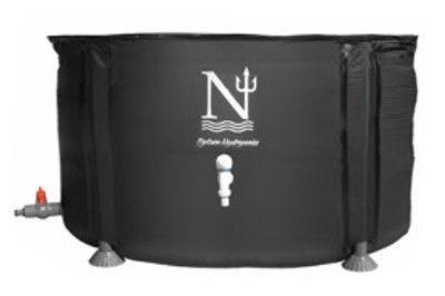 Unikalne Zbiornik elastyczny z kranikiem Neptune 1000 L | Growtent.pl UI33
