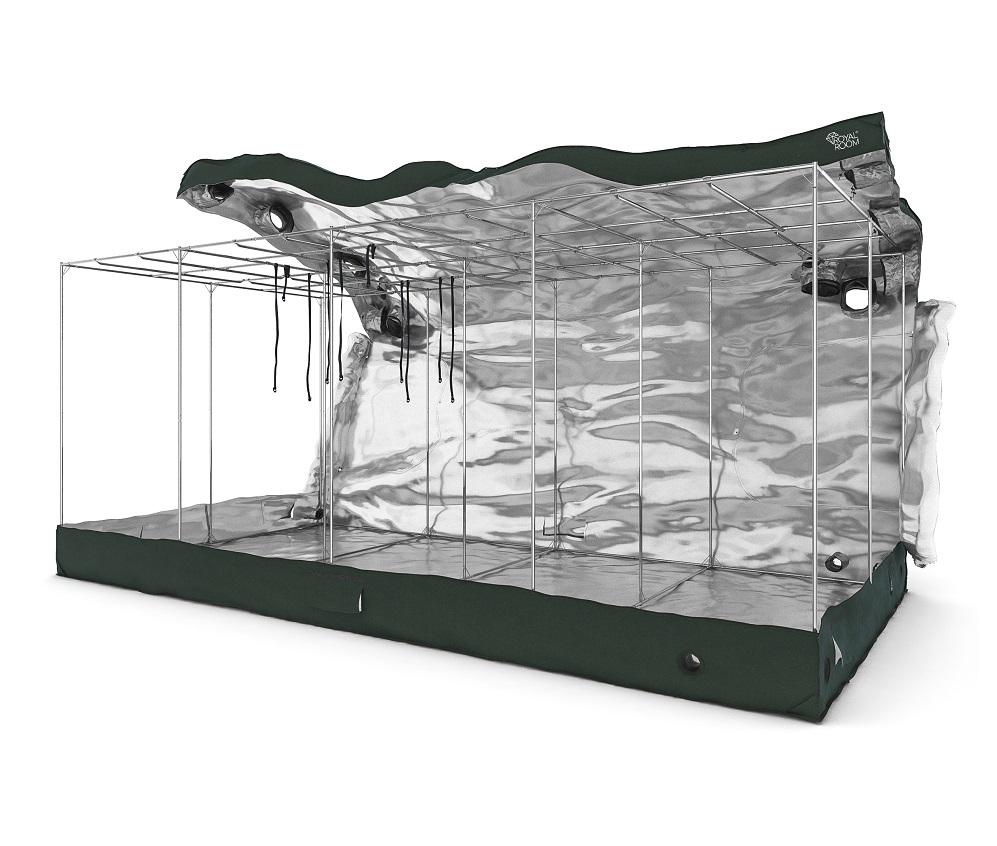 RoyalRoom® Classic C480 480x240 h200cm namiot do uprawy