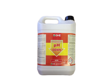 GHE pH down 5L - regulator poziomu ph w uprawie