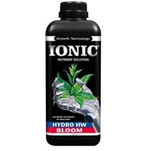 Growth Technology Ionic Hydro Bloom do wody twardej 1L - na kwitnienie do uprawy w hydroponice