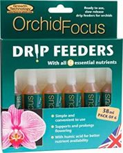 Growth Technology Orchid Focus Drip Feeders 6x 38ml- składniki odżywcze