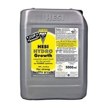 Hesi Hydro Growth 5L - na fazę wzrostu do upraw w hydroponice