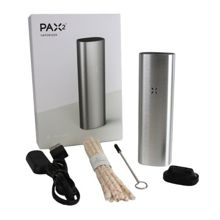 Vaporizer Pax 2 Platinum International Unit - srebrny