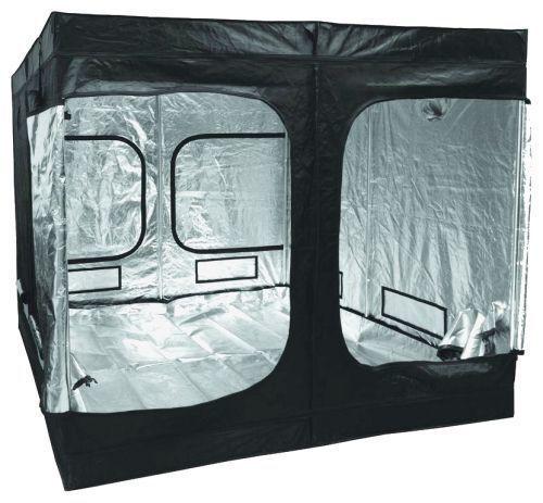 Growbox 400x200x200cm namiot do uprawy - Chambre de culture 150x150x200 ...