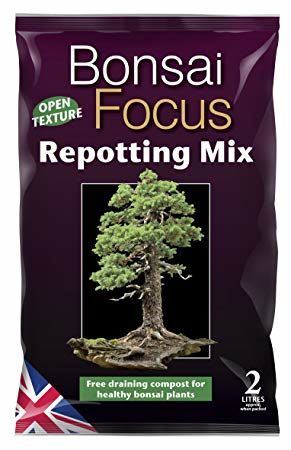 Growth Technology Bonsai Repotting Mix Ziemia Do Bonsai 2l