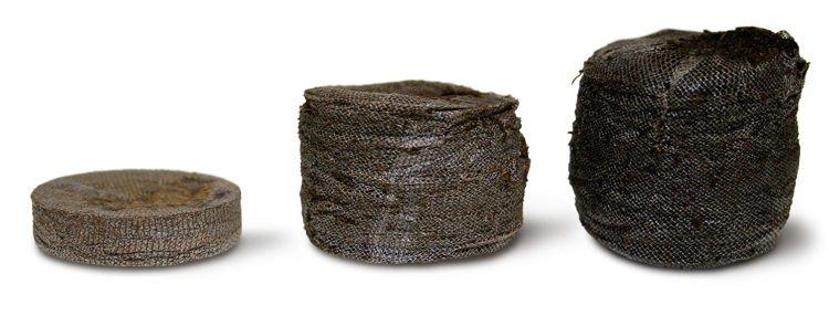 Krążki Torfowe Jiffy Do Wysiewu 41mm 100 Sztuk
