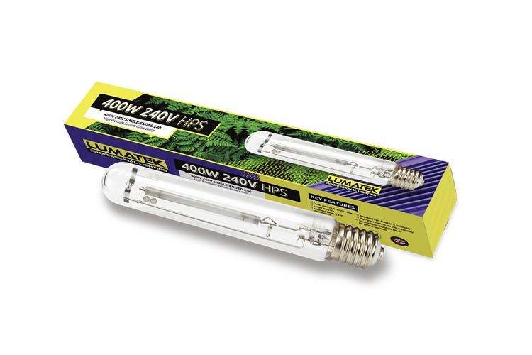 Lampa Hps Lumatek Dual 400w 230 Volt