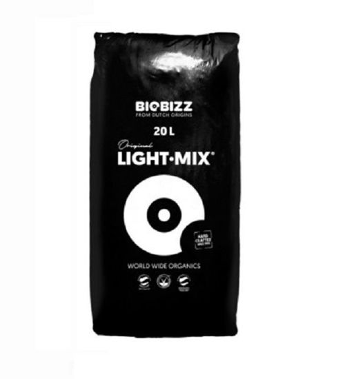 BioBizz ziemia Light-Mix 20L