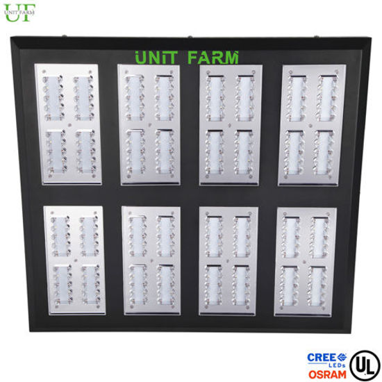 UnitFarm UFO-320 Lampa LED