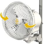 Wentylator Secret Jardin Monkey Fan Oscillatin 20W